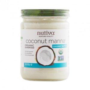 Coconut manna